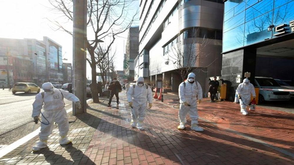 Mỹ nâng mức cảnh báo đi lại tới Nhật Bản và Hàn Quốc